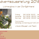 Adventsausstellung 2018
